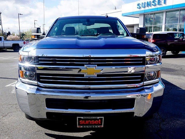 2016 Silverado 2500 Regular Cab, Pickup #11361 - photo 5