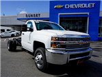 2016 Silverado 3500 Regular Cab, Cab Chassis #11393 - photo 1