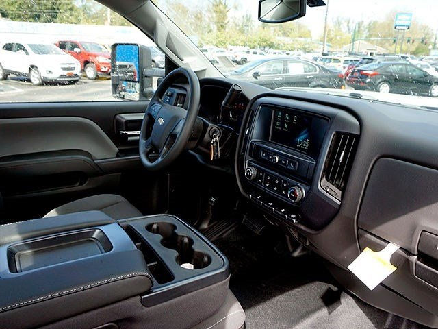 2016 Silverado 3500 Regular Cab, Cab Chassis #11414 - photo 9