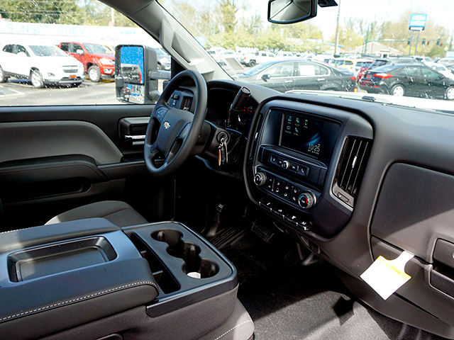 2016 Silverado 3500 Regular Cab, Cab Chassis #11455 - photo 9