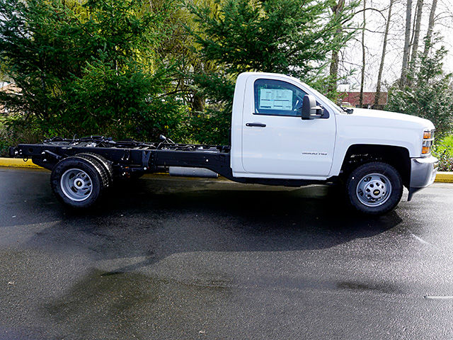 2016 Silverado 3500 Regular Cab, Cab Chassis #11495 - photo 3