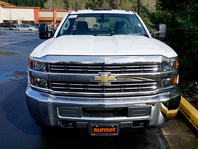 2016 Silverado 3500 Regular Cab, Cab Chassis #11495 - photo 4