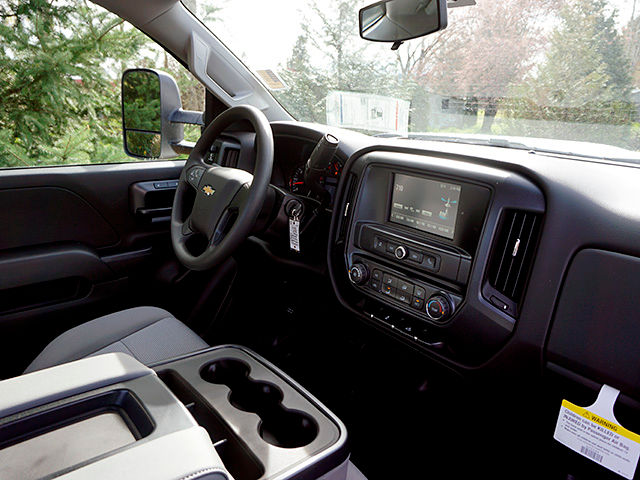 2016 Silverado 3500 Regular Cab, Cab Chassis #11495 - photo 8