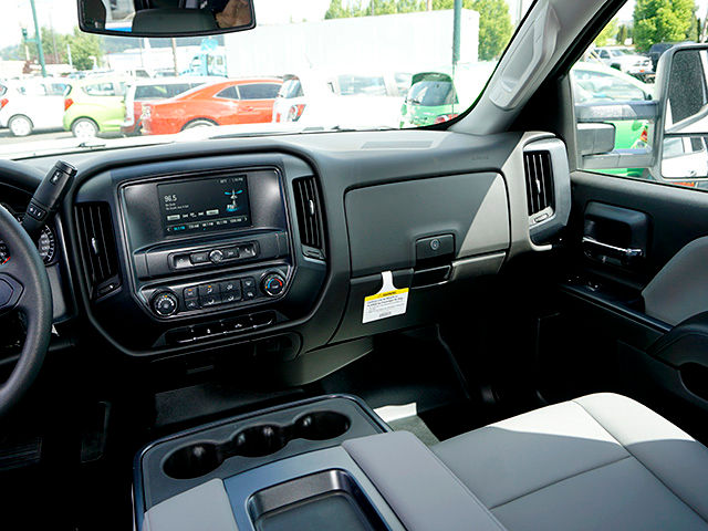 2016 Silverado 3500 Crew Cab, Platform Body #11915 - photo 12