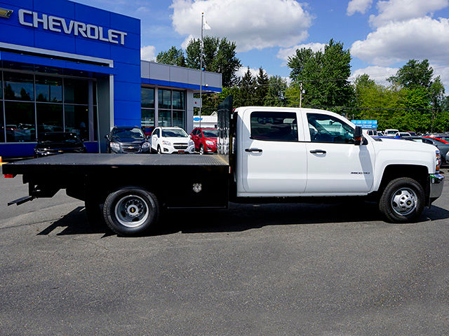 2016 Silverado 3500 Crew Cab, Platform Body #11915 - photo 3