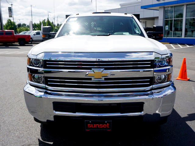 2016 Silverado 3500 Crew Cab, Platform Body #11915 - photo 4