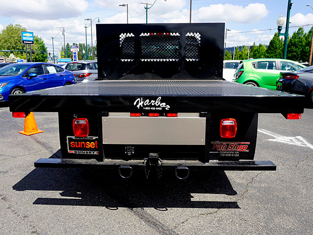 2016 Silverado 3500 Crew Cab, Platform Body #11915 - photo 5