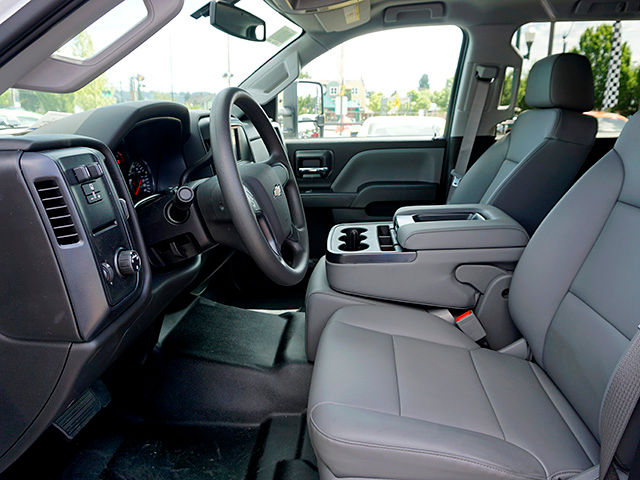 2016 Silverado 3500 Crew Cab, Platform Body #11915 - photo 8