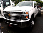 2016 Silverado 3500 Double Cab, Cab Chassis #12579 - photo 1