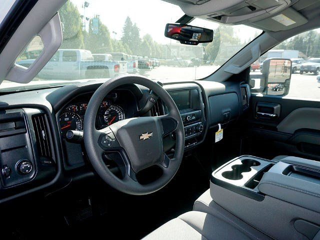 2016 Silverado 3500 Double Cab, Cab Chassis #12580 - photo 6