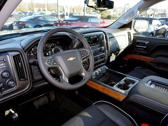 2017 Silverado 1500 Crew Cab 4x4, Pickup #12858 - photo 6