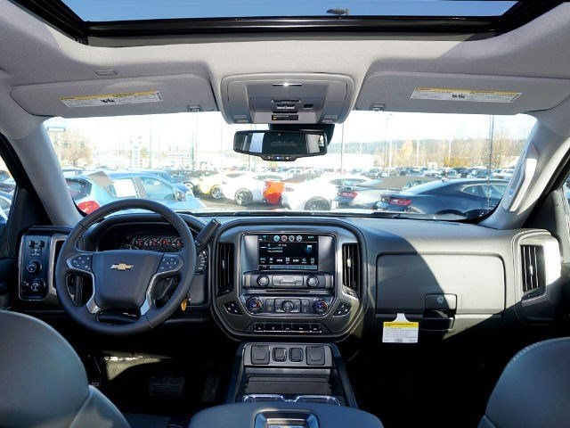 2017 Silverado 1500 Crew Cab 4x4, Pickup #12858 - photo 10