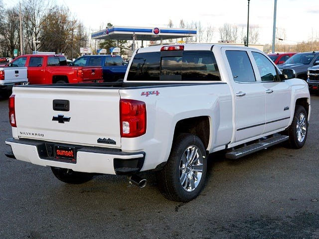2017 Silverado 1500 Crew Cab 4x4, Pickup #12898 - photo 2