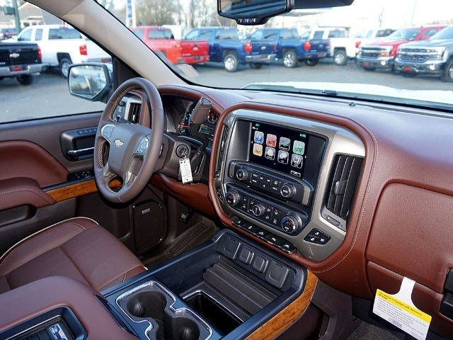 2017 Silverado 1500 Crew Cab 4x4, Pickup #12898 - photo 10