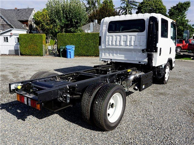 2017 Low Cab Forward Crew Cab, Cab Chassis #12960 - photo 2