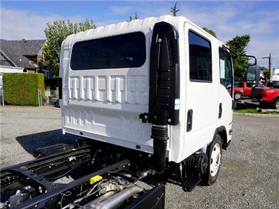 2017 Low Cab Forward Crew Cab, Cab Chassis #12960 - photo 26