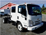 2017 Low Cab Forward Crew Cab, Cab Chassis #12960 - photo 1
