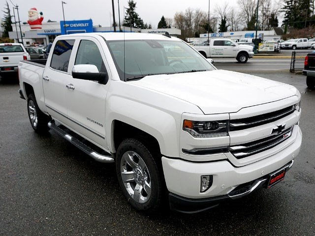 2017 Silverado 1500 Crew Cab 4x4, Pickup #13028 - photo 3
