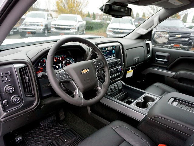 2017 Silverado 1500 Crew Cab 4x4, Pickup #13028 - photo 7