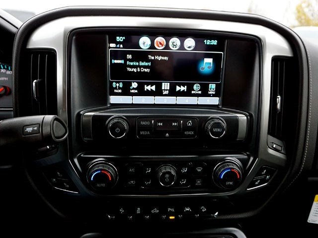 2017 Silverado 1500 Crew Cab 4x4, Pickup #13028 - photo 17