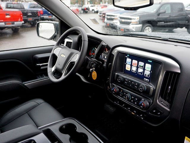 2017 Silverado 1500 Crew Cab 4x4, Pickup #13056 - photo 9