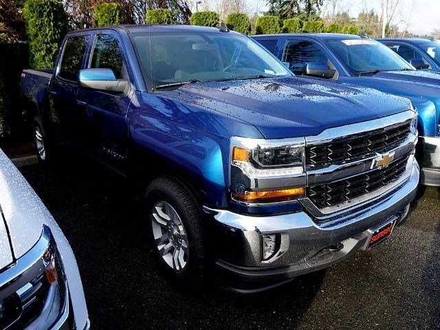 2017 Silverado 1500 Crew Cab 4x4, Pickup #13116 - photo 30