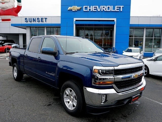 2017 Silverado 1500 Crew Cab 4x4 Pickup #13116 - photo 31