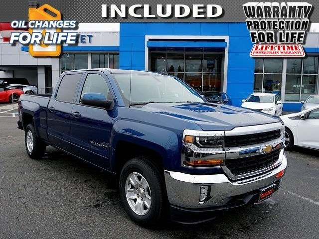 2017 Silverado 1500 Crew Cab 4x4 Pickup #13116 - photo 1