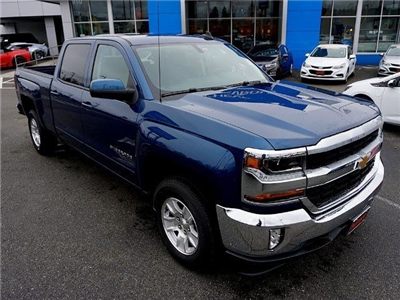 2017 Silverado 1500 Crew Cab 4x4 Pickup #13116 - photo 7
