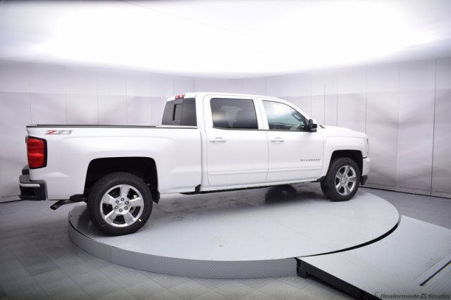 2017 Silverado 1500 Crew Cab 4x4, Pickup #13150 - photo 7