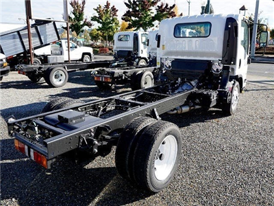 2016 Low Cab Forward Regular Cab Cab Chassis #13164 - photo 2