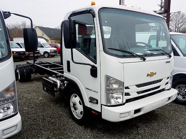 2017 Low Cab Forward Regular Cab, Cab Chassis #13172 - photo 1