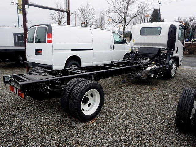 2017 Low Cab Forward Regular Cab, Cab Chassis #13172 - photo 2