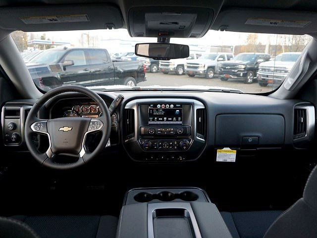 2017 Silverado 1500 Crew Cab 4x4, Pickup #13225 - photo 11