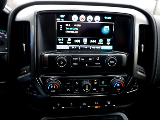 2017 Silverado 3500 Crew Cab 4x4, Pickup #13518 - photo 14
