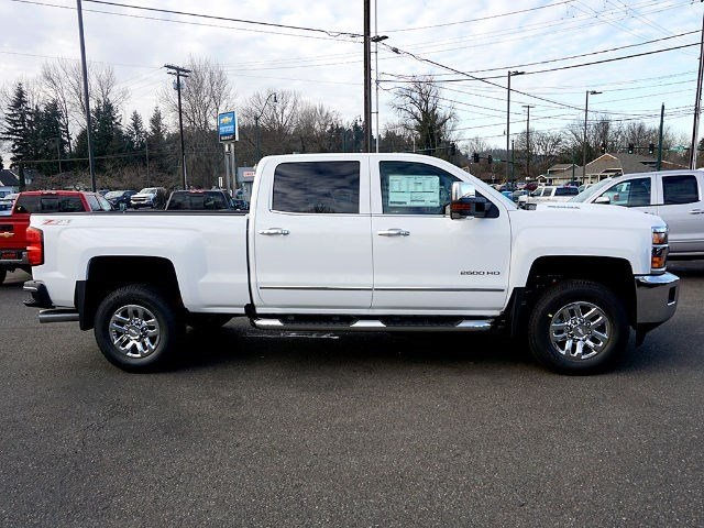2017 Silverado 2500 Crew Cab 4x4, Pickup #13567 - photo 4