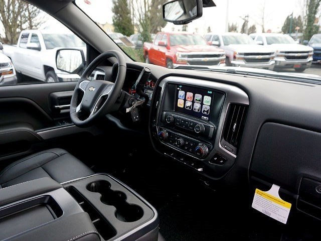 2017 Silverado 1500 Double Cab 4x4, Pickup #13663 - photo 14