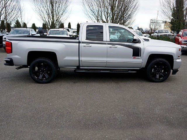 2017 Silverado 1500 Double Cab 4x4, Pickup #13663 - photo 3