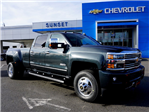 2017 Silverado 3500 Crew Cab 4x4, Pickup #13674 - photo 1