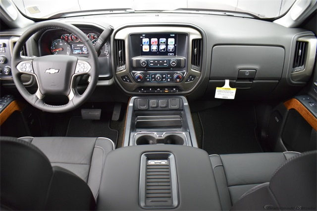 2017 Silverado 3500 Crew Cab 4x4, Pickup #13885 - photo 15