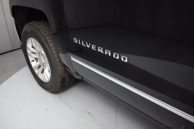 2017 Silverado 1500 Crew Cab 4x4, Pickup #13940 - photo 28