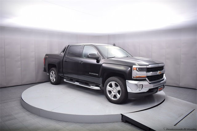 2017 Silverado 1500 Crew Cab 4x4, Pickup #13975 - photo 8