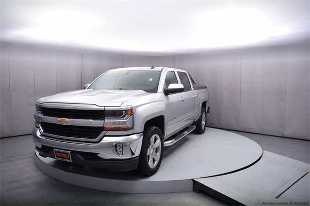 2017 Silverado 1500 Crew Cab 4x4,  Pickup #13976 - photo 10