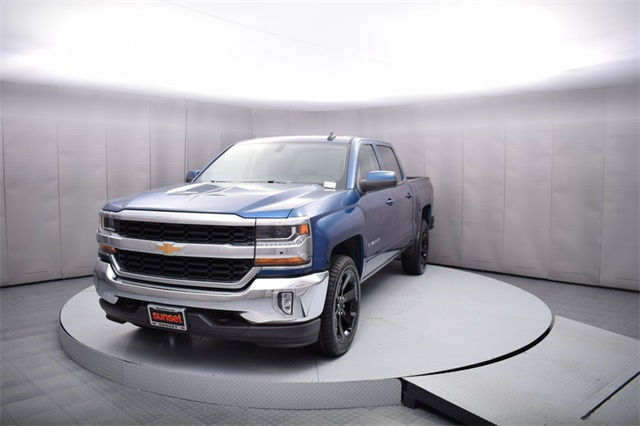 2017 Silverado 1500 Crew Cab 4x4, Pickup #13980 - photo 11