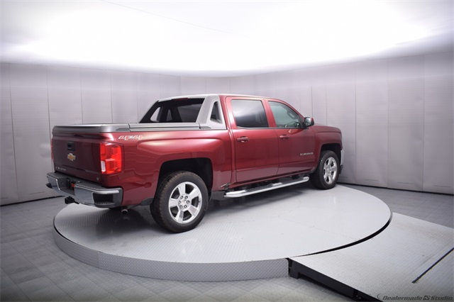 2017 Silverado 1500 Crew Cab 4x4, Pickup #13997 - photo 6