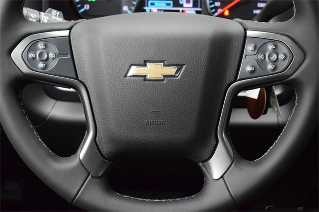 2017 Silverado 1500 Crew Cab 4x4, Pickup #13997 - photo 18
