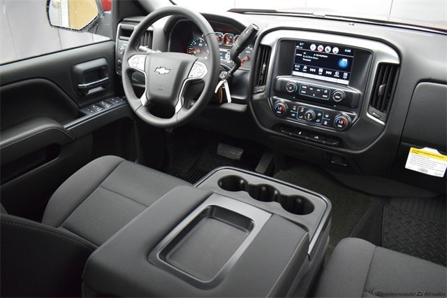 2017 Silverado 1500 Crew Cab 4x4, Pickup #13997 - photo 19