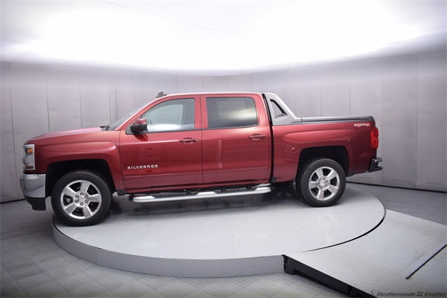 2017 Silverado 1500 Crew Cab 4x4,  Pickup #13997 - photo 3