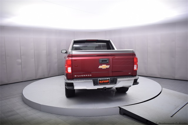 2017 Silverado 1500 Crew Cab 4x4,  Pickup #13997 - photo 4