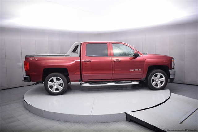 2017 Silverado 1500 Crew Cab 4x4,  Pickup #13997 - photo 7